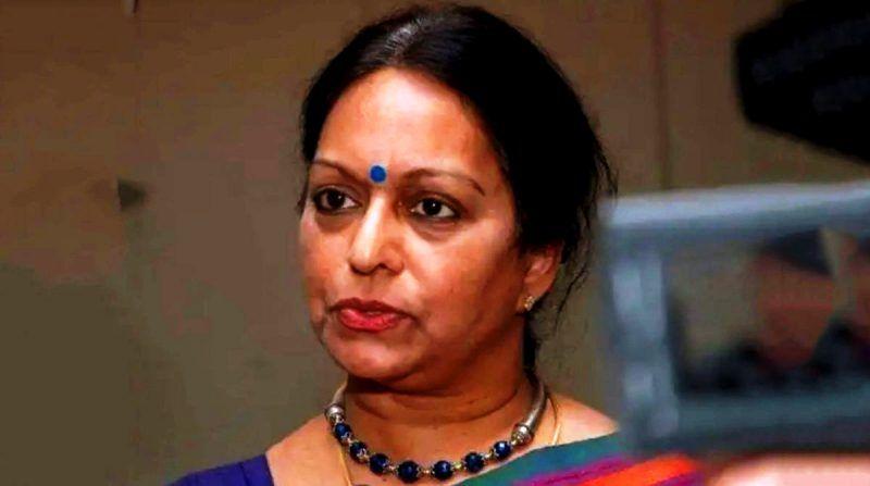 Karti Chidambaram's Mother Nalini Chidambaram