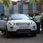 Nirahua's Range Rover