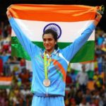 PV Sindhu After Winning A Silver At The Rio Olympics