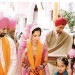Pashmeen Manchanda wedding picture