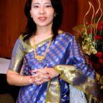 S Jaishankar's Wife Kyoko Jaishankar