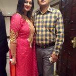 Shalini Yadav With Her Husband Arun Yadav