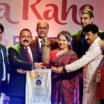 Sharmila Tagore honoured with Lifetime Achievement Award