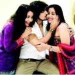 Sonu Nigam With His Sisters