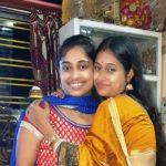 Dipa Karmakar With Her Sister Puja