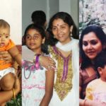 Fathima Babu with her children