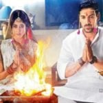Genelia D'Souza And John Abraham Still From The Film Force (2011)