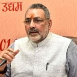 Giriraj Singh Age, Caste, Wife, Family, Biography & More