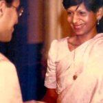 Karan Thapar With His Wife Nisha