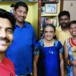 Kavin with his family