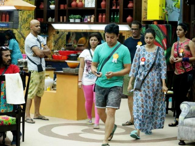 Maithili Javkar In The Bigg Boss House