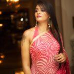 Meera Mithun tattoo