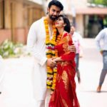 Rajeev Sen With His Wife Charu Asopa