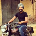 Ranjit Bawa loves bikes