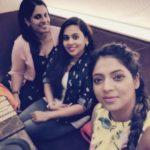Reshma Pasupuleti with her sisters