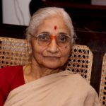 S Jaishankar's Mother Sulochana