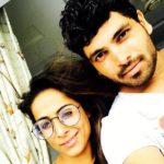 Shiv Thakare With Shweta Mehta