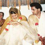 Sushmita Mukherjee and Raja Bundela