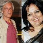 Sushmita Mukherjee and Sudhir Mishra