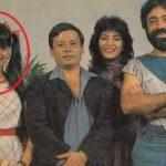 Sushmita Mukherjee (extreme left) with cast of Karamchand