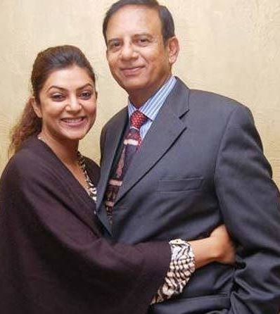 Subhra Sen husband and daughter