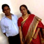 Tharshan Thiyagarajah's Parents