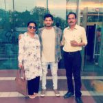 Zenith Sidhu parents and brother