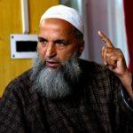 Burhan Wani's Father Muzaffar Ahmad Wani