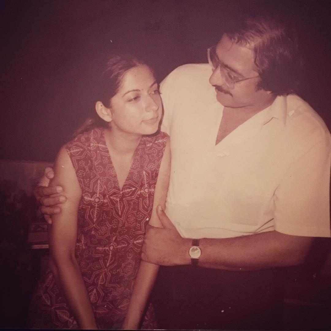 Deepika Ghose Childhood Picture