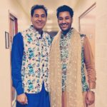Harbhajan Mann with his brother Gursevak Mann