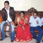 Hindustani Bhau Parents