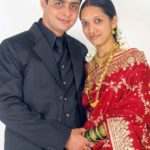 Hindustani Bhau with his wife
