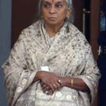 Kulbhushan Jadhav Mother