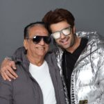 Manish Paul with his father