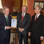 McConnell receiving Building Independence Award