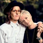 Megan Rapinoe With Sera Cahoone