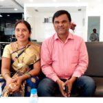 Rohini Noni's Parents