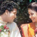 Sachin Tendulkar Wedding Day Photo