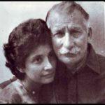 Sam Manekshaw With His Daughter Maja Daruwala