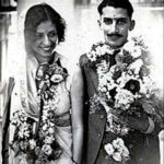 Sam Manekshaw With his Wife Siloo Bode