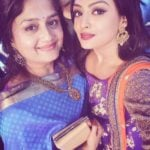 Samiksha Jaiswal with her mother