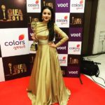 Shrenu Parikh with award