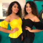 Surabhi Mehra With Her Sister
