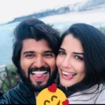 Vijay Deverakonda and Izabelle Leite