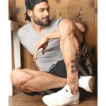 Vishal Aditya Singh's Tattoo