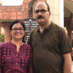 Vishal Aditya Singh's parents