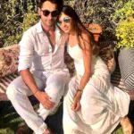 Anissa Malhotra with Armaan Jain