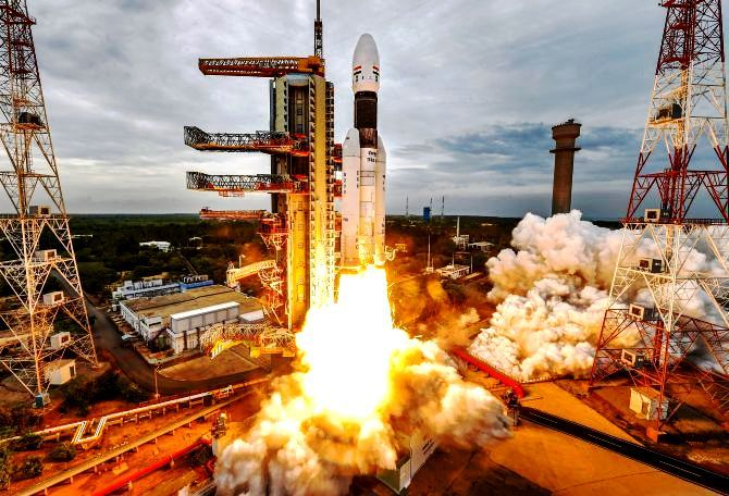 Successful Launch of the Chandrayaan-2