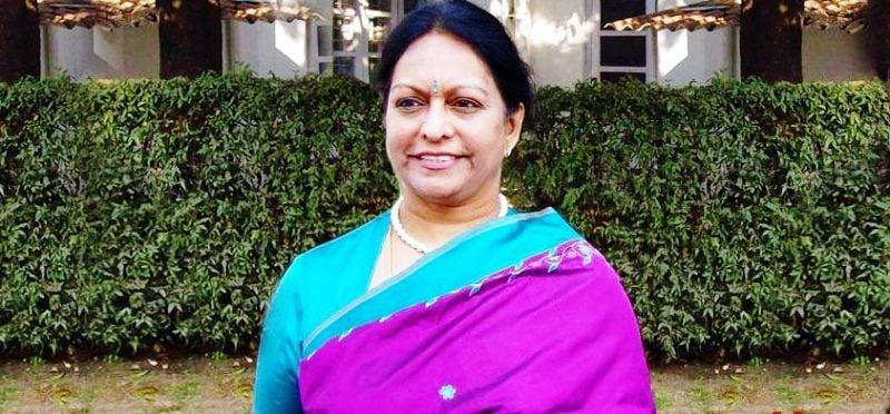 Nalini Chidambaram