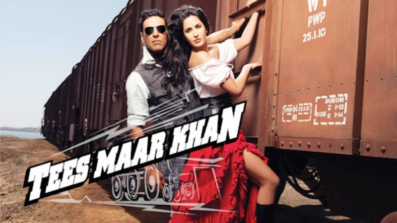 Raghu Ram's Movie Tees Maar Khan